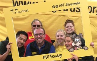 Dogs Trust Ilfracombe Fun Day