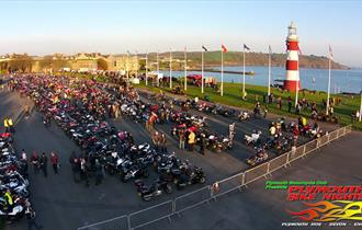 Plymouth Hoe Bike Nights