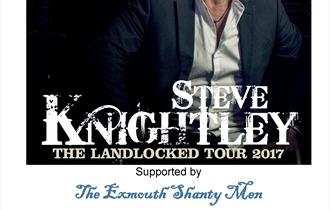 Steve Knightley Concert with The Exmouth Shanty Men