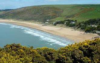 Putsborough Sands Caravan Park