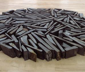 ARTIST ROOMS Richard Long exhibition