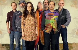 Steeleye Span 50th Anniversary Celebratory Tour 2019