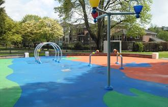 St Thomas Splash Pad