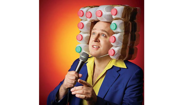 Tim Vine - Sunset Milk Video at Babbacombe Theatre