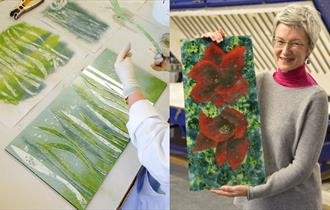 Two Day Glass Fusing Course