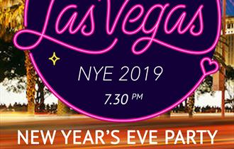 'Viva Las Vegas' New Year's Eve Casino Night