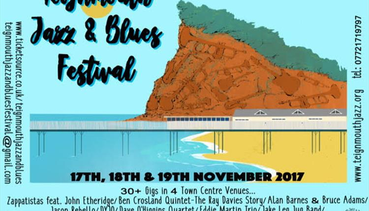Teignmouth Jazz and Blues Festival