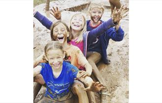 February Half Term - #MightyMudders at The Bear Trail
