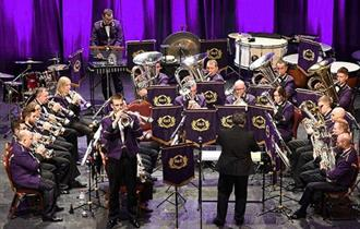 Rosemoor Live!  The Brighouse and Rastrick Brass Band