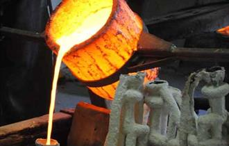BRONZE CASTING – Sculpting From Wax