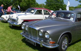 Classic and Vintage Car Rally