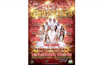 Christmas crackers at the Babbacombe Theatre