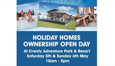 Crealy's Holiday Home Ownership Open Day