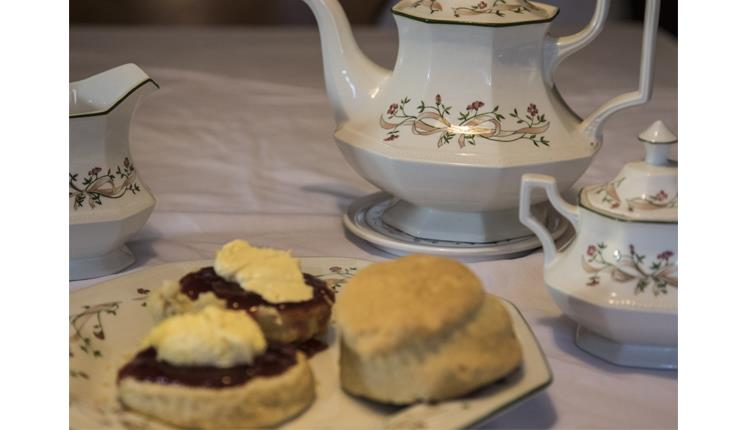 forda farm cream tea