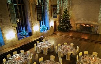 Christmas at Dartington Hall