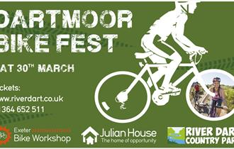 Dartmoor Bike Fest at River Dart Country Park