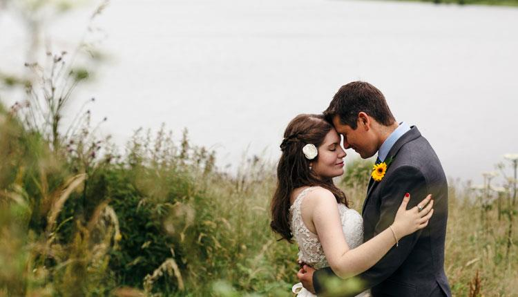 Weddings at Roadford Lake