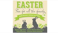 Easter Fun @ Dartington Crystal this Easter Bank Holiday.