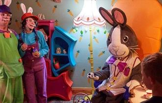 Unique Easter Grotto & FREE Choc Eggs at The Milky Way