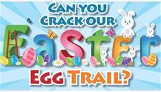 Easter Egg Trail 2018 at Babbacombe Model Village