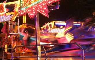 Fun Fair at Torquay and Brixham