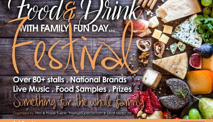 Food & Drink and Family Fun Day