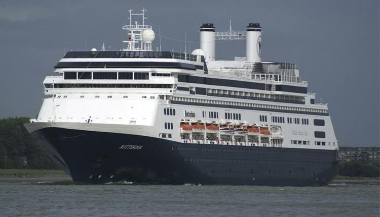 Holland America Line Cruise Ship - MS Rotterdam