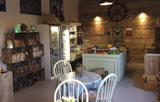 Lee Meadow Farm Shop and Tea Rooms