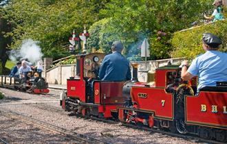 Summer Steam Spectacular