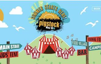 Pigstock Festival at The Big Sheep