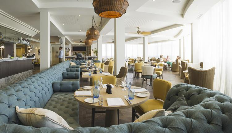 Restaurant at Salcombe Harbour Hotel & Spa