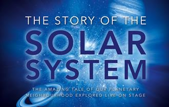 The Story of the Solar System - live stage show