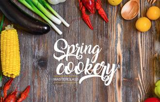 Spring Cookery Masterclass at Glazebrook House