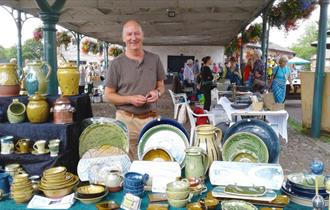 Westcountry Potters Association - Exeter Potters Market
