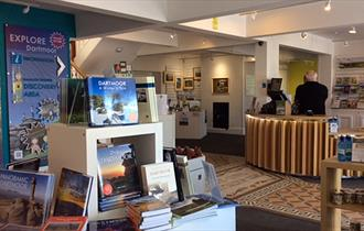 National Park Visitor Centre, Princetown