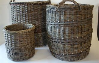 WILLOW KINDLING BASKET
