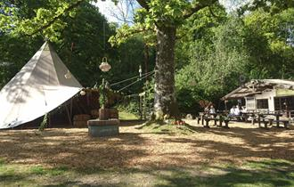 Conferences at Yurtcamp Devon